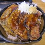 くまうし - 豚丼バラ肉中