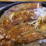 くまうし - バラ肉拡大