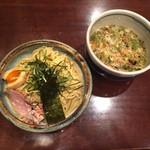 麺屋元就 - 特元就つけ麺  小  (*^◯^*)♪