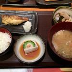 麹蔵 - 焼き魚の西京焼き¥800-@2014.9.21