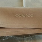 コルニーチェ - ビシッとノリの効いたナプキンが、この店の素晴らしさを表現されていた。