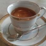 コルニーチェ - エスプレッソも美しいカップで!