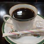 上乃家 - コーヒー付き