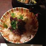 丸太町十二段家 - 美味しくて3杯たべました!えっへん♪♪