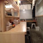 麺屋台 横綱家 - 内観