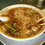 山泉楼 - 広東麺