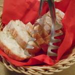 オステリア・ウネット - 美味しいパン