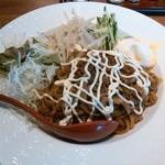 41137079 - 汁なし担々麺(正宗担々麺)750円