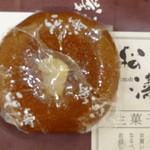 銀座 松濤 - 松濤饅頭