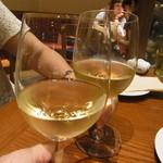 41139815 - ハウスワイン白カラフェ 2000円