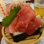 41140587 - 鮪のこぼれ鮨