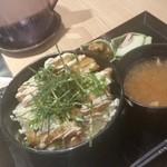 41140678 - 「真鯛のテリヤキマヨ丼 (800円)」