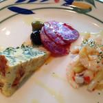 ヴィラモウラ - 前菜