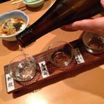 41143066 - 秋田日本酒飲み比べセット