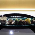日本橋OIKAWA - 香の物などご飯のお供