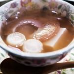 日本橋OIKAWA - 料理写真:すっぽんとふかひれのスープ