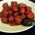 中華食堂 白鳳 - 1度食べると他の店の肉団子は食べれないほど美味しい♪