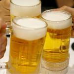 41145771 - トルネードビールで乾杯!