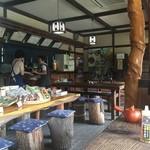 櫟庵 - 店舗内装