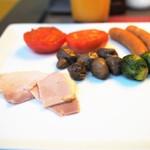 東京マリオットホテル - 温菜類