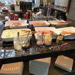 東京マリオットホテル - 冷菜コーナー