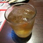 怪獣酒場 - ダダの梅酒 623円