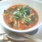 41147159 - Vegie  トマトサラ麺