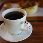 ハートブレッドアンティーク - ドリンク写真:コーヒー~☆