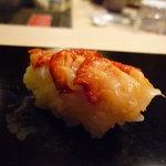 すし処 めくみ - ☆赤西貝も独特ですね☆