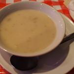 シーサイドドライブイン - スープ(200円)