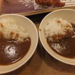 tonkatsuke-waike- - カレー 食べ放題