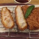 tonkatsuke-waike- - ロースとんかつセット税込1,230円