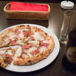 イタリアン居酒屋  FUKUOKA - ピザ