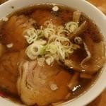 旭川ラーメン 番外地 - チャーシュー麺‼