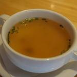 キッチンアンドカフェ ガヤ - 料理写真:GAJAランチのスープ