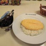 41153655 - オムハヤシライス(1188円)