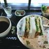 田舎家 - 料理写真:厚焼き玉子サンドセット