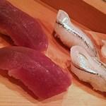 すきや寿司 - まぐろ、さより