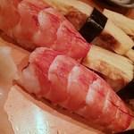 すきや寿司 - 海老、玉子