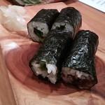 すきや寿司 - しそ巻