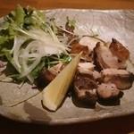 41154376 - 宮崎鶏の炭火焼き
