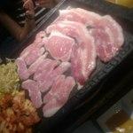 41154488 - お肉は焼いてもらえます