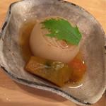 寿し料理 花田 - ランチの一皿