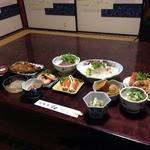 宮崎荘 - 料理写真: