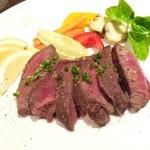 蔵っちぇ - 肉料理(極タン塩)