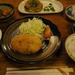天女山荘 - 料理写真:2015年8月