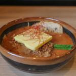 壱正 - 北海道味噌 辛味噌らーめん+バター+炙りチャーシュー☆