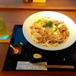 udondyayatsudura - 豚みぞれうどん(980円)