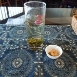 中国茶会 無茶空茶館 - 熱々のお茶とドライフルーツ♪