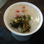 中国茶会 無茶空茶館 - 中華粥